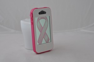 Band-It Case for Breast Cancer!
