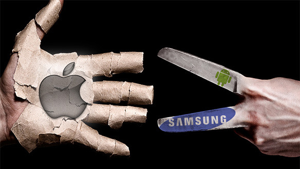 The Apple/Samsung Fight