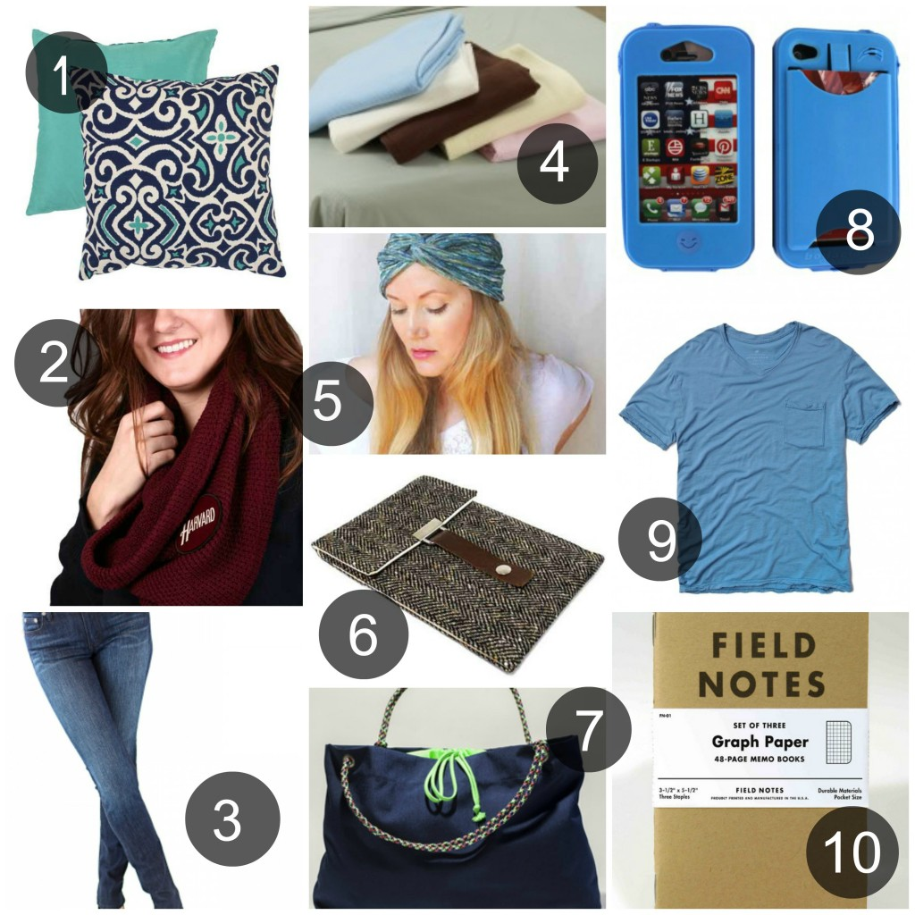 College Back to School Shopping Guide